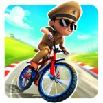 Little Singham Cycle Race APK MOD Unlimited Money 1.1.173 for android