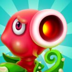 Merge Plants Aliens Defense APK MOD Unlimited Money 0.1.1 for android