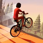 Mountain Bike Bash APK MOD Unlimited Money 0.10_281 for android