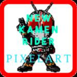 New Kamen Rider – Pixel Art APK MOD Unlimited Money 7.0 for android
