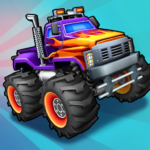 Nitro Jump Racing APK MOD Unlimited Money 1.6.7 for android