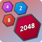 Number Merge 2048 – 2048 hexa puzzle Number Games APK MOD Unlimited Money 7.9.12 for android