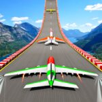 Plane Stunts 3D Impossible Tracks Stunt Games APK MOD Unlimited Money 1.0.9 for android