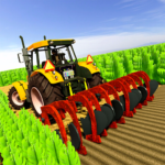 Real Farming Tractor Farm Simulator Tractor Games APK MOD Unlimited Money 1.20 for android