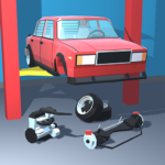 Retro Garage – Car mechanic simulator APK MOD Unlimited Money 2.1.2 for android