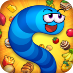 Snake Zone .io – New Worms Slither Game For Free APK MOD Unlimited Money 1.2 for android