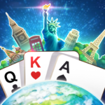 Solitaire Tripeaks Travel The World APK MOD Unlimited Money 0.0.3 for android