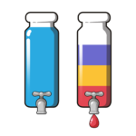 Tap Sort Water Puzzle APK MOD Unlimited Money 2.0.1 for android