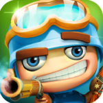 Top DefenseMerge Wars APK MOD Unlimited Money 1.0.57 for android