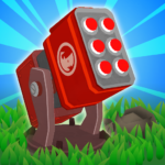 Turret Fusion Idle Clicker APK MOD Unlimited Money 1.5.3 for android