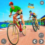 BMX Bicycle Rider – PvP Race Cycle racing games APK MOD Unlimited Money 1.0.9 for android