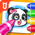 Baby Pandas Coloring Pages APK MOD Unlimited Money 8.53.00.03 for android