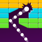 Brick Breaker – Crush Block Puzzle APK MOD Unlimited Money 1.07 for android
