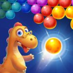Bubble Shooter Primitive Dinosaurs – Egg Shoot APK MOD Unlimited Money 1.02 for android