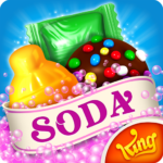 Candy Crush Soda Saga APK MOD Unlimited Money for android