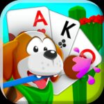 Colors and Friends – Solitaire Tripeaks APK MOD Unlimited Money 1.8.1b for android