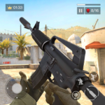 Critical Strike CS Sniper Shooting APK MOD Unlimited Money 1.0.12 for android