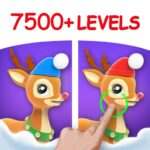 Differences in Eyes Find Spot all Differences APK MOD Unlimited Money 1.8.5 for android