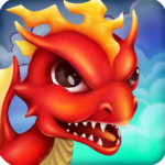 Dragon Paradise City Breeding War Game APK MOD Unlimited Money 1.3.25 for android