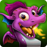Dragon land – zombie Vs Dragon APK MOD Unlimited Money 0.14 for android