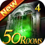 New 50 Rooms EscapeCan you escape APK MOD Unlimited Money 1.0 for android