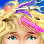Princess HAIR Salon Makeup Dress up Girl Games APK MOD Unlimited Money 1.1 for android