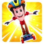 Smaashhing Simmba – Skateboard Rush APK MOD Unlimited Money 1.1.137 for android