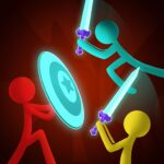 Stickman Exile Hero APK (MOD, Unlimited Money) 1.24  for android