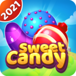 Sweet candy puzzle – Triple match games APK (MOD, Unlimited Money) 1.6 for android