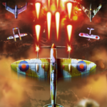 Top Fighter WWII airplane Shooter APK MOD Unlimited Money 4 for android