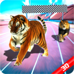 Wild Animals Racing 3D APK MOD Unlimited Money 3.7 for android