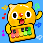 Baby Piano For Toddlers Kids Music Games APK MOD Unlimited Money for android
