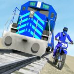 Bike vs. Train – Top Speed Train Race Challenge APK (MOD, Unlimited Money) 10.1 for android