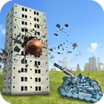 Building Demolisher World Smasher Game APK MOD Unlimited Money 1.8 for android
