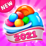 Candy Home Mania – Match 3 Puzzle APK MOD Unlimited Money 1.1.5 for android