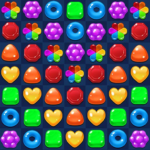 Candy Sweet Pop Cake Swap Match APK MOD Unlimited Money 1.6.8 for android