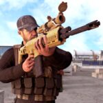 FPS Shooting games Army Shooting Games APK MOD Unlimited Money 3.6 for android