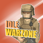 Idle Warzone 3d Military Game – Army Tycoon APK MOD Unlimited Money 1.2.4 for android