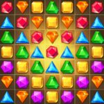Jewels Original – Classical Match 3 Game APK MOD Unlimited Money 1.0.3 for android
