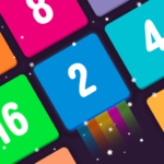 Merge Numbers-2048 Game APK MOD Unlimited Money 2.0.2 for android