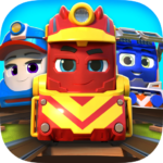 Mighty Express – Play Learn with Train Friends APK MOD Unlimited Money 1.4.1 for android