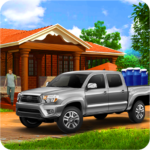Milk Van Delivery Simulator 2018 APK MOD Unlimited Money for android