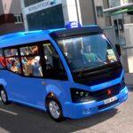 Minibus Dolmus Bus Simulator Turkey 2021 APK MOD Unlimited Money 0.5 for android
