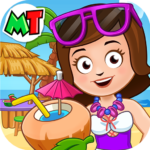 My Town Beach Picnic Free APK MOD Unlimited Money for android