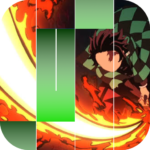 New Anime Games 🎹 Piano Kimetsu No Demon 2020 APK (MOD, Unlimited Money) 8.0.0 for android