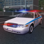 Police Patrol Simulator APK MOD Unlimited Money 1.0.1 for android