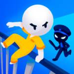 Prison Escape 3D – Stickman Prison Break APK (MOD, Unlimited Money)  for android 0.1.4