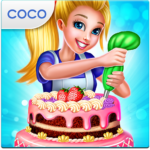 Real Cake Maker 3D – Bake Design Decorate APK MOD Unlimited Money 1.7.4 for android
