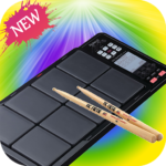 Real Electro Drum Pad – Hip Hop Electro Music Drum APK MOD Unlimited Money for android