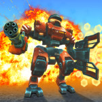Robots VS Tanks: 5v5 Tactical Multiplayer Battles APK (MOD, Unlimited Money)  for android 2.72.3
